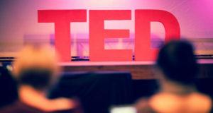 Выступление на TED Talks